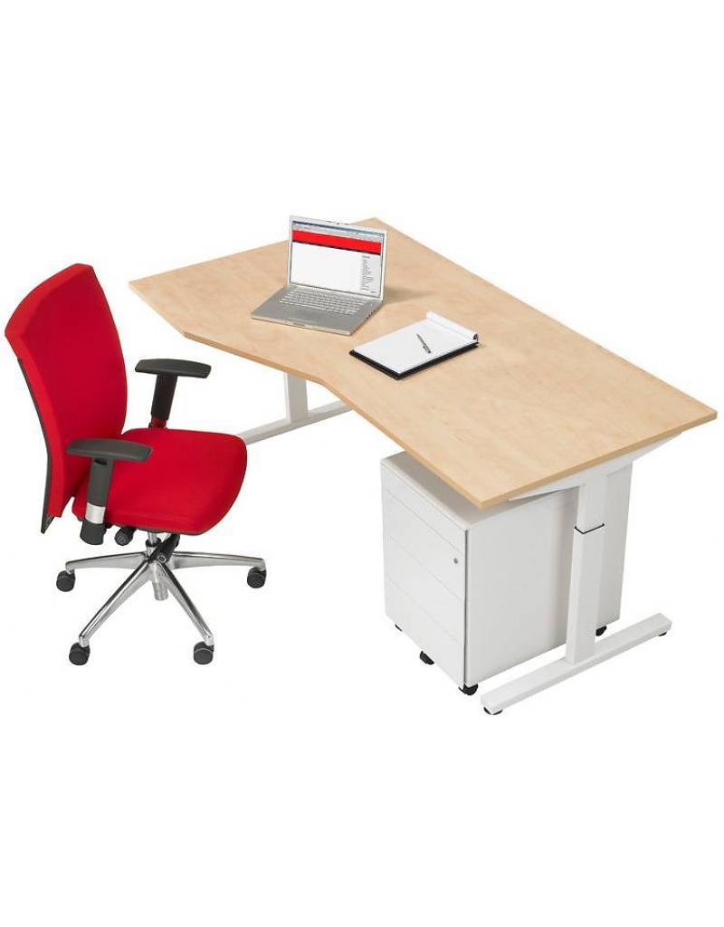 model pinta alfa hoekbureau kantoormeubelen zuid sittard. Black Bedroom Furniture Sets. Home Design Ideas